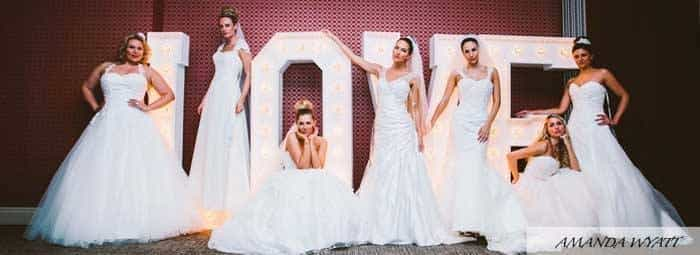 5 star wedding brides