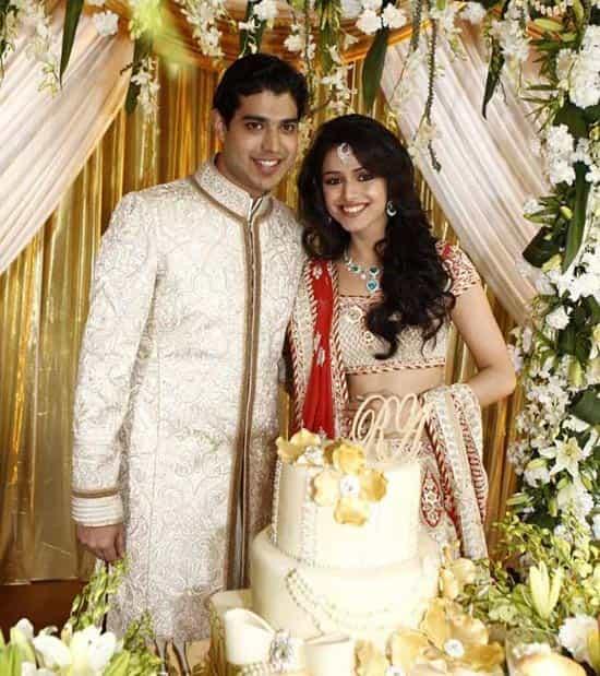Vanisha and Amit Bhatia