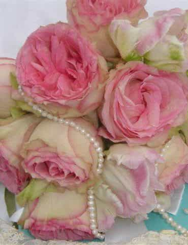 Pretty With Pink On Your Wedding Day