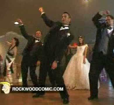 One of the best Thriller Wedding Dance