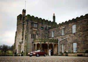 A wedding by FNS Weddings at Ripley Castle