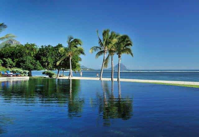 Honeymoon at The Maradiva Resort in Mauritius