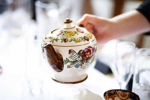 Vintage Tea Sets Hire Wedding China