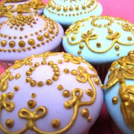 The Marie Antoinette Cupcake Collection