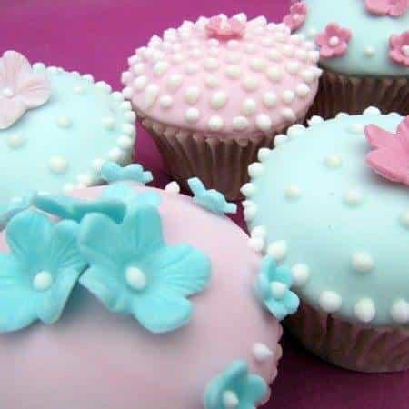 The Summer Garden Collection Cupcakes