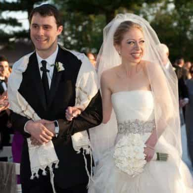 Chelsea Clinton & Marc Mezvinsky's The Wedding Of The Year