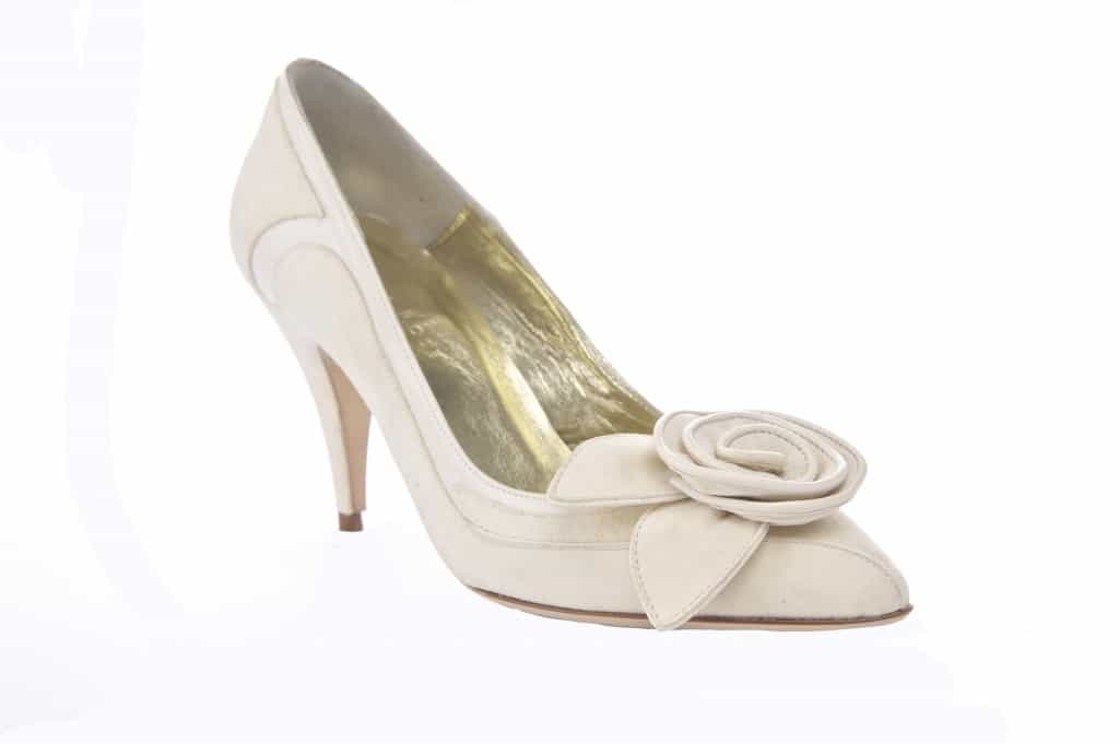 Bespoke Wedding Shoes by Freya Rose