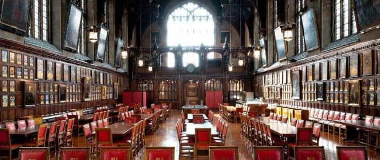 London's Honourable Society of Lincoln's Inn