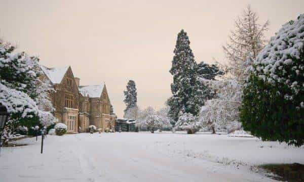 The Greenway 'Winter Wonderland' Wedding Offer