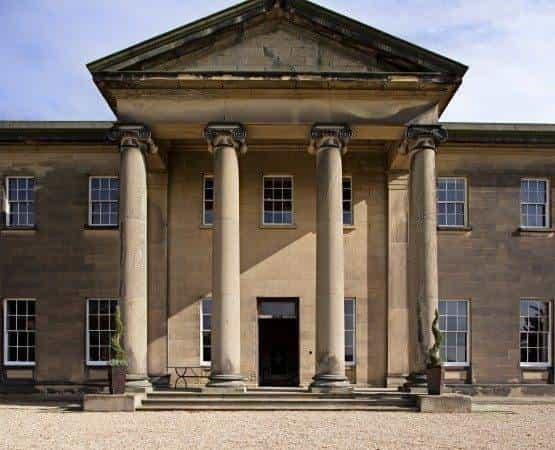 Yorkshire Wedding Venus - Rise Hall Yorkshie