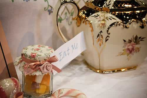 Image courtesty of The Vintage Wedding Show London