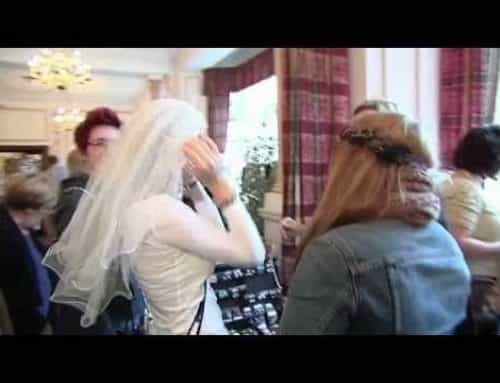 Brides Go Crazy At The Vintage Wedding Show London