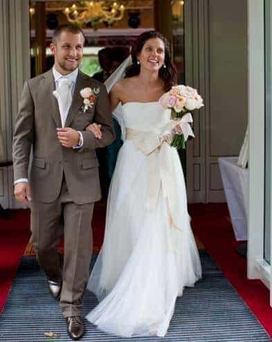 A Fairytale Wedding In Germany