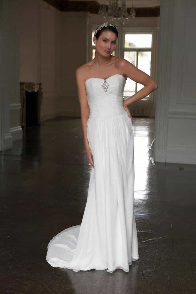 Wedding Gowns by Stewart Parvin