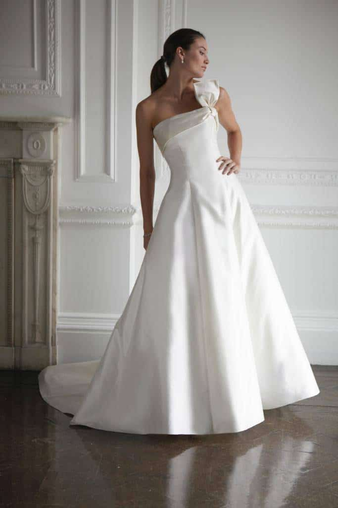 Stewart Parvin Bespoke Wedding Dresses