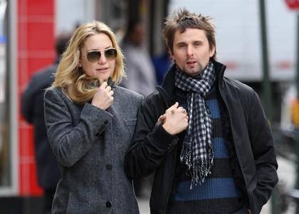 Celebrity Engagements Kate Hudson and Matt Bellamy