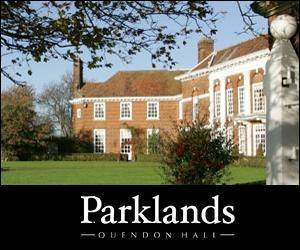 Quendon Hall, Parklands