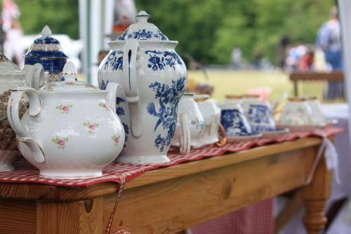 Vintage Wedding Fair Norfolk