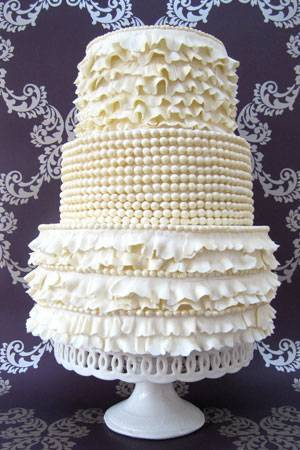 Wedding Cakes 2011 Design Pictures