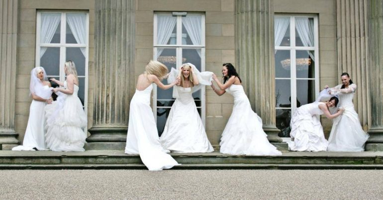 30 Brides & 1 Royal Wedding