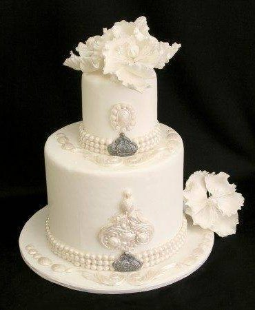 The A to Z of Luxury Wedding Cakes