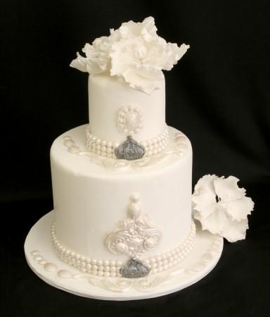 Elizabeths Bling Cake