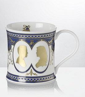 Royal Wedding Wessex Mug