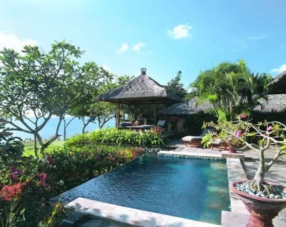 Nayana Ocean Front Villa Plunge Pool