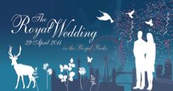 Royal Parks - Royal Wedding