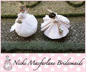 Nicki Macfarlane Royal Bridesmaid Dresses