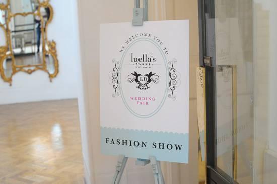 The Luella's Boudoir Wedding Fair 1