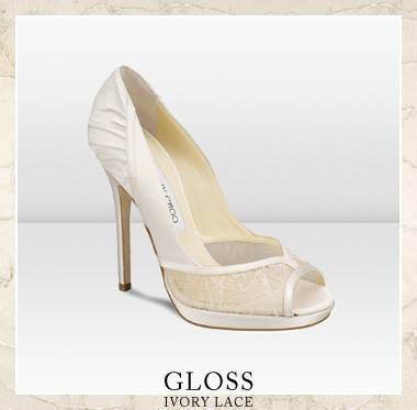 Jimmy Choo 2011 Bridal Collection