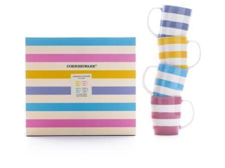 Cornishware-Mugs