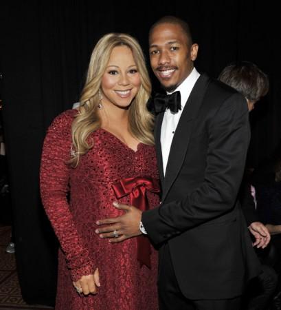 Mariah Carey gave birth to twins