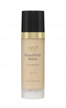 No7 Beautifully Matte Foundation