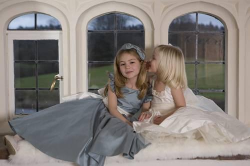 Royal Bridesmaid Dresses