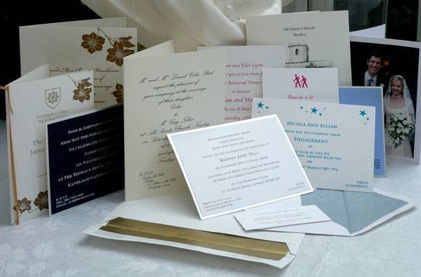 Luxury Wedding Stationery By GG Print