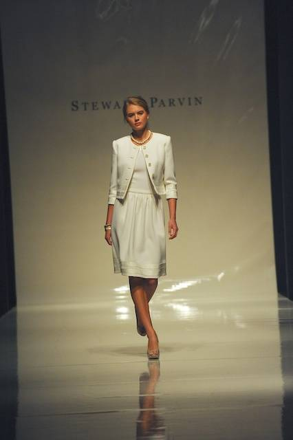 Stewart Parvin, White Gallery London 2011 ©5starweddings