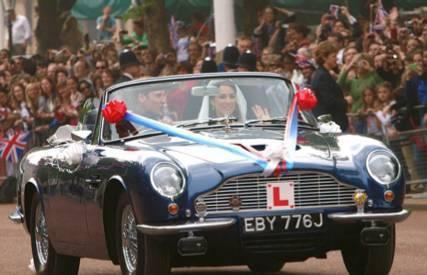Classic Vintage Style Vintage Aston Martin Volante
