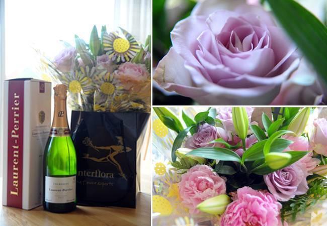 Choosing Your Blooms With Interflora Wedding Flowers