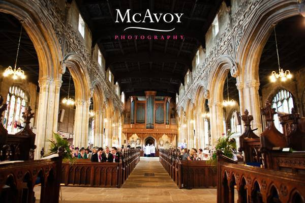 Another Real Wedding For Inspiration By McAvoy Photography