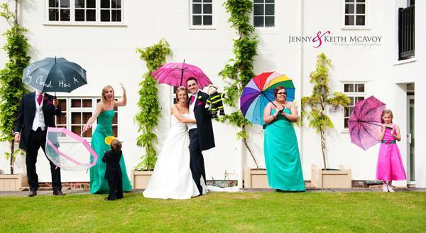 Summer Colour Wedding Themes