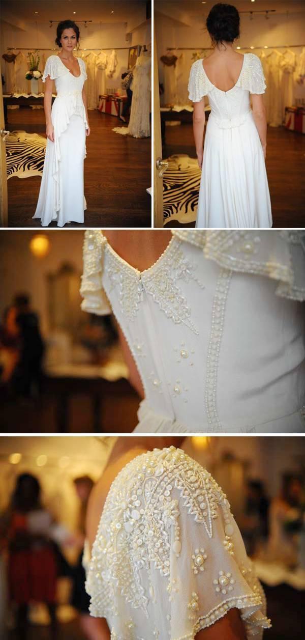Temperley Long Charlotte Dress