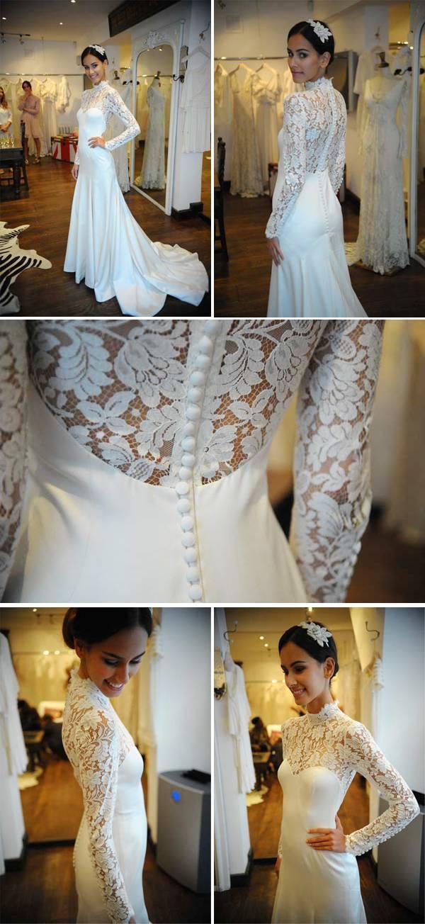 Temperley Long Grace Dress