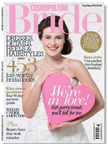 cosmo bride magazine