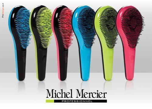 Michel Mercier Hair Brushes