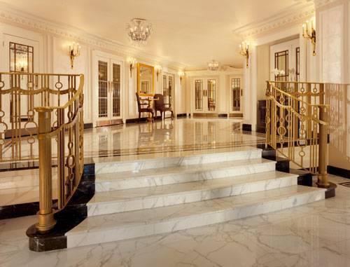 The Ballroom Entrance