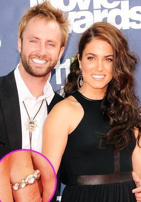 Nikki Reed U0026 Paul Mcdonald Wedding