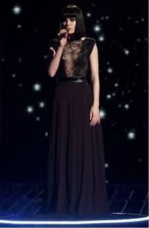 Jessie J wears KATYA KATYA SHEHURINA