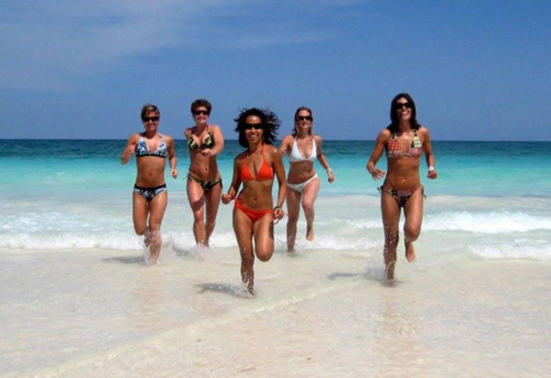 Bikini Bootcamp Mexico